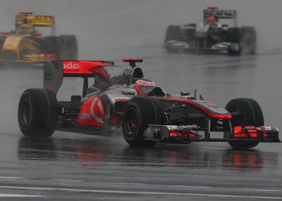 GP Corea, Button: Una giornata molto deludente