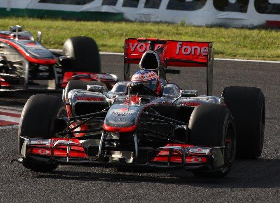 Button: Red Bull e Ferrari troppo veloci qui a Suzuka