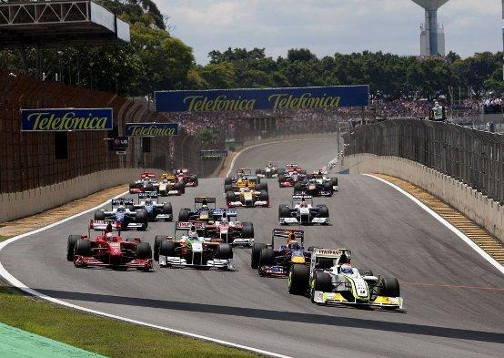 GP Brasile, Interlagos: Anteprima ed orari del weekend