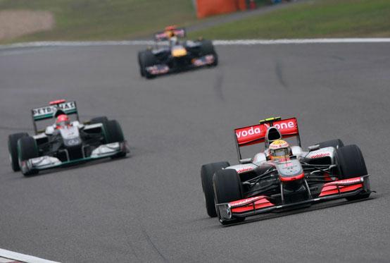 """Hamilton: """"Non ha alcun valore battere lo Schumacher di oggi"""""""