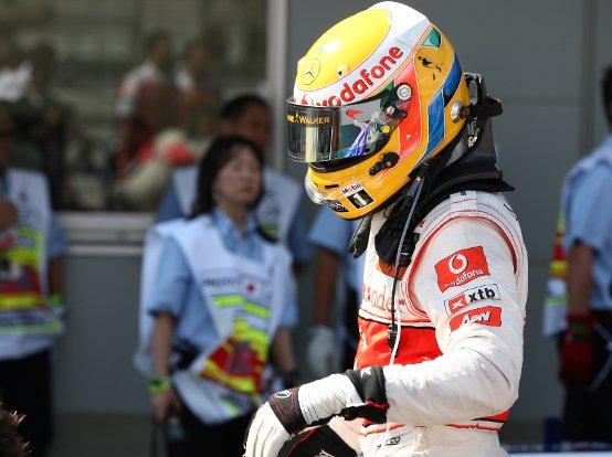 Lewis Hamilton: penso a Raikkonen nel 2007