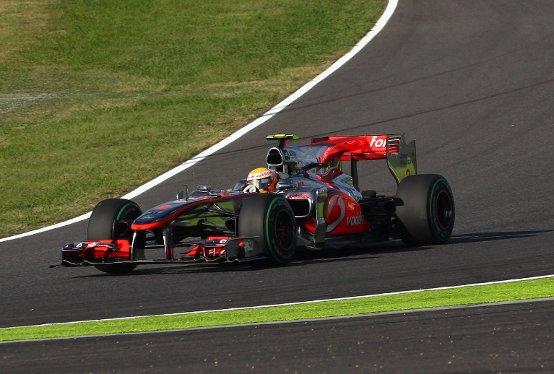 La McLaren spera di risolvere il problema al cambio di Hamilton