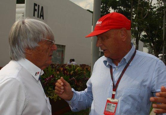 Lauda: Alonso vincerà il titolo 2010