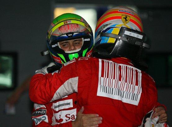 GP Corea, Massa: Sono molto felice per me e per la squadra