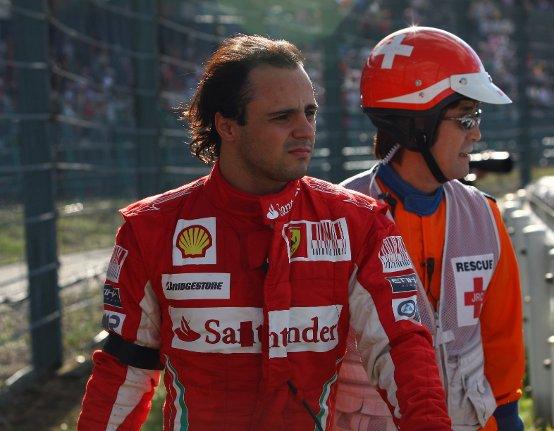 Ferrari: Massa sente il sostegno della squadra