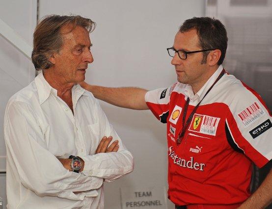 """Ferrari – Montezemolo alla squadra: """"Non abbiamo ancora vinto nulla"""""""
