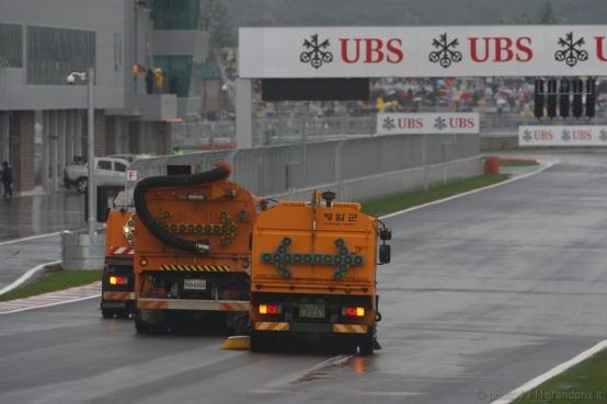 Le 10 Pillole del GP di Corea 2010
