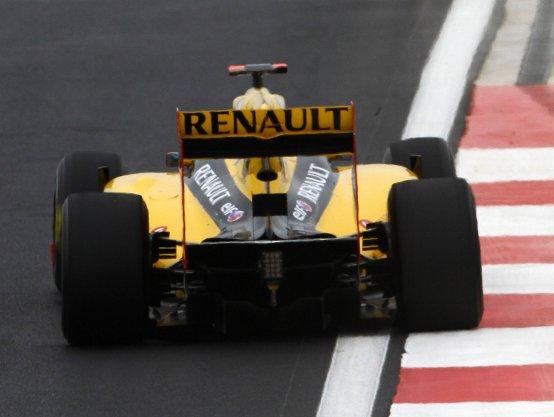 Problemi finanziari per il team Renault di F1?