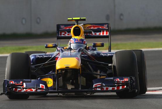 GP Corea, Prove Libere 2: miglior tempo per Webber