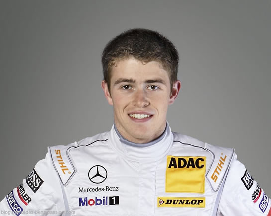 Di Resta spera di correre in Formula Uno