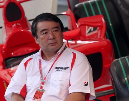 Bridgestone si prepara a dire addio alla Formula Uno