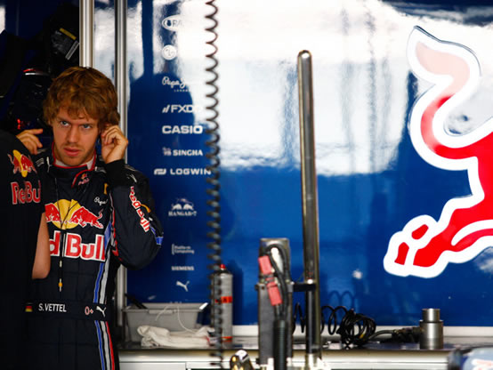 Vettel: Le Pirelli sono meglio del previsto