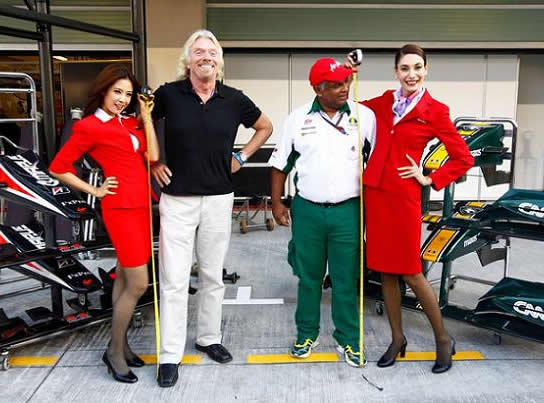 Branson perde la scommessa con Fernandes
