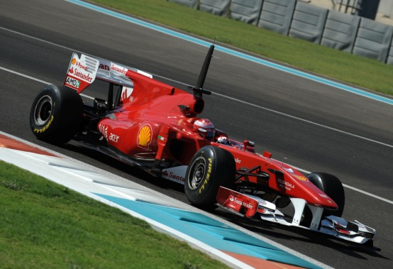 Ferrari: Tanti chilometri per Alonso con le gomme Pirelli