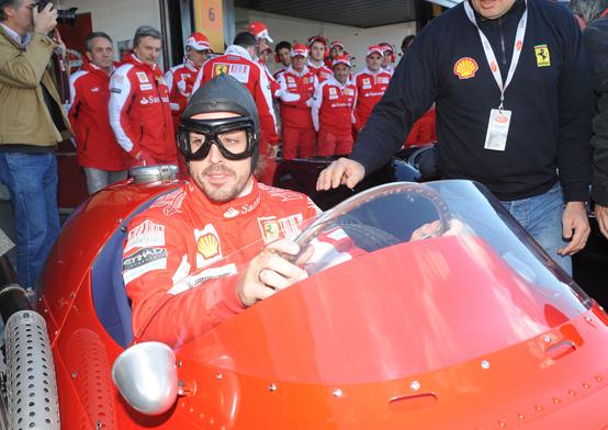 """Alonso: """"Tanta voglia di ricominciare"""""""