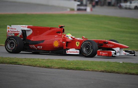 GP del Brasile, Prove Libere 1, Ferrari: Alonso e Massa prendono le misure
