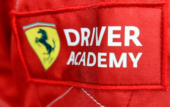 Test Ferrari F1 per i primi tre piloti del Campionato Italiano Formula 3 2010 a Vallelunga