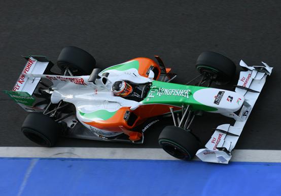 La Force India ha sedili disponibili per il 2011