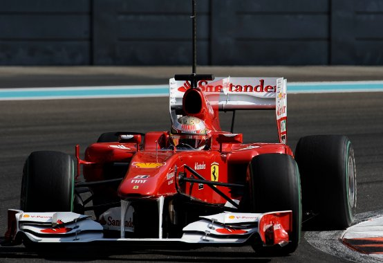 Ferrari: Primo giorno di test per Bianchi ad Abu Dhabi