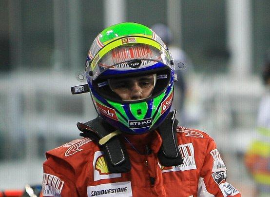 Massa: la Ferrari deve pensare al 2011