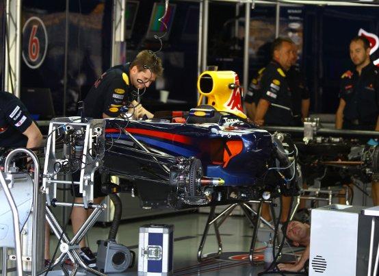 """Mateschitz: """"La Red Bull potrebbe costruire un proprio motore per la F1 in futuro"""""""
