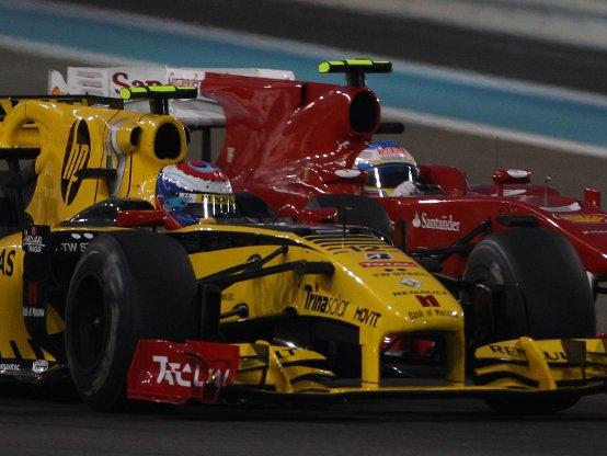 """Petrov: I gesti di Alonso hanno mostrato la sua """"pessima educazione"""""""