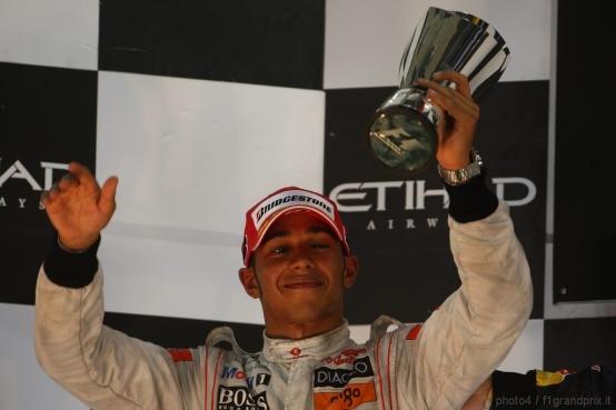 Le 10 Pillole del GP di Abu Dhabi 2010