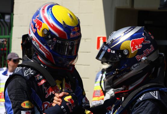 """Marko: """"La tattica della Red Bull è ora votata alla conquista del titolo piloti"""""""