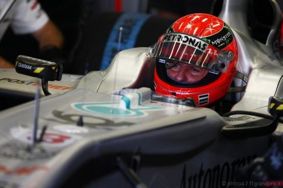 Il ritorno di Michael Schumacher (2/4) – delusione o apprendistato?