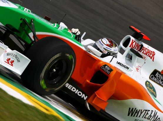 GP Brasile, Force India: Un buon inizio ad Interlagos
