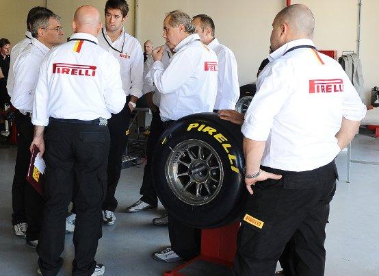 Pirelli, al via da oggi i test ufficiali delle gomme F1 ad Abu Dhabi