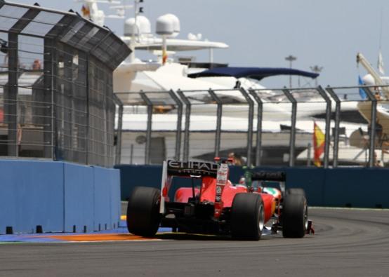 Valencia vuole scogliere il contratto che la lega ai Gran Premi