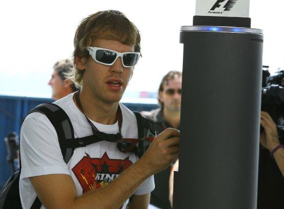 "Vettel: ""Arrendersi sarebbe stupido"""