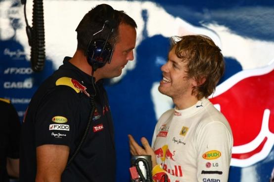 Vettel potrà lasciare la Red Bull se non sarà competitiva