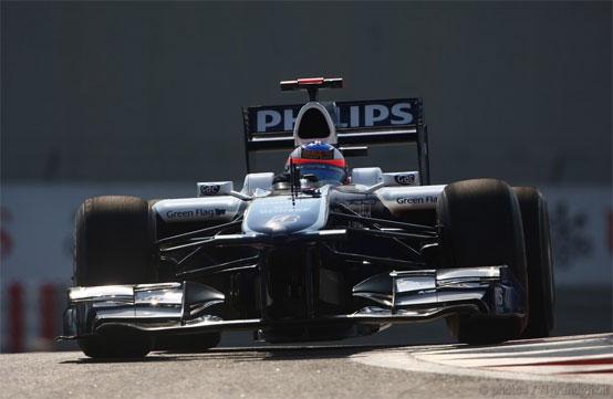 Williams: ottenuto il sesto posto in campionato