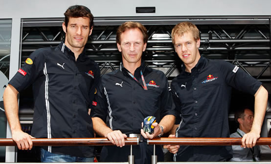 Red Bull: Medesimo sostegno ai piloti
