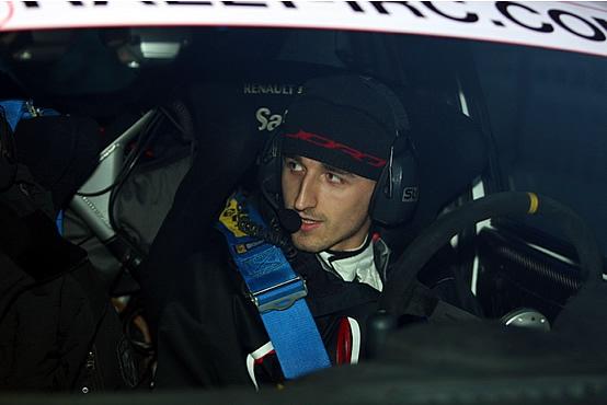 Kubica parteciperà al Rally di Monte Carlo