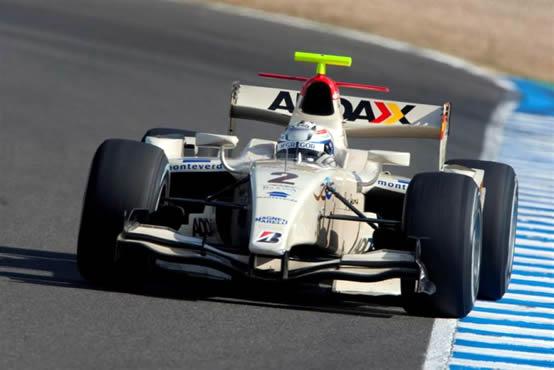 Van der Garde continua con la GP2