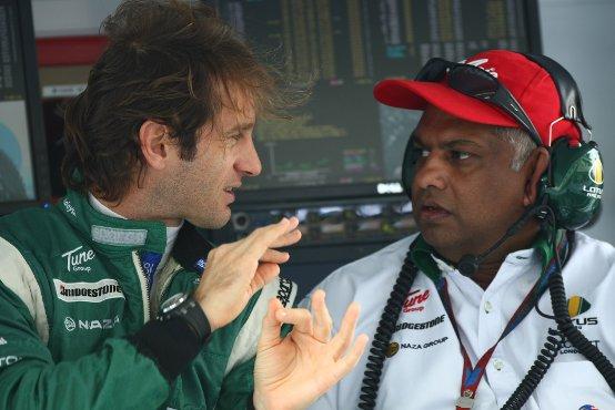 Fernandes nega di aver chiesto troppo per accordarsi con Lotus
