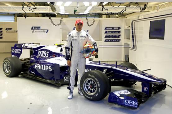 Williams annuncia Maldonado