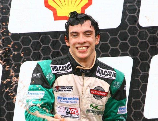 Ferrari: Nicolas Costa vince la Formula Future Fiat e uno stage con la FDA