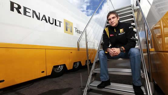 Petrov: Sono pronto alla sfida
