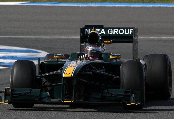 Team Lotus guarda a gennaio per il lancio della vettura 2011