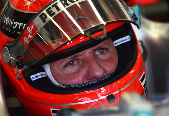 """Michael Schumacher: """"Non sono il più grande"""""""