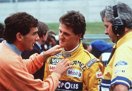 Senna-Schumacher: confronto impossibile? Forse no.
