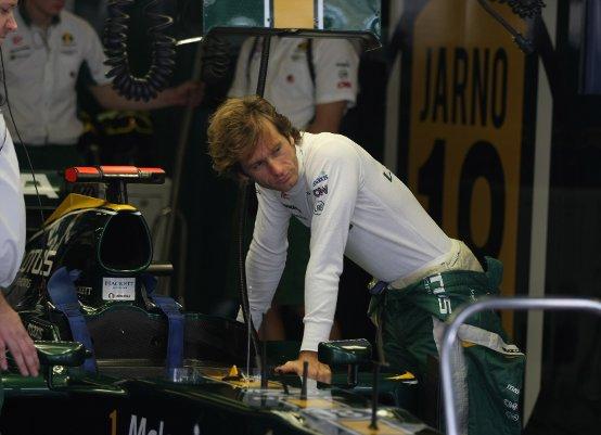 Nel 2010 l'unica motivazione di Trulli è stata l'attesa del 2011