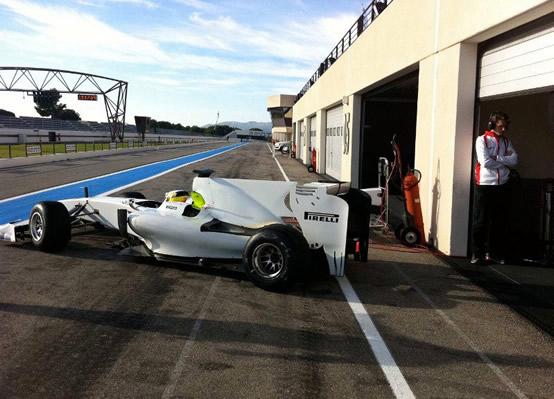 Test Pirelli ad Abu Dhabi