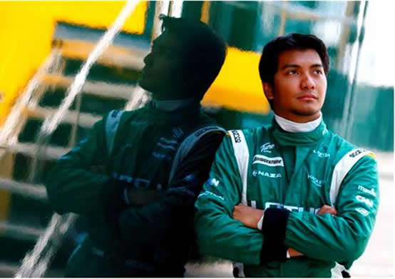 Fauzy ingaggiato dalla Lotus Renault