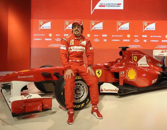 """Alonso: """"La Ferrari è un team unico al mondo"""""""