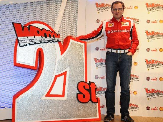 """Domenicali: """"Alonso e Massa, due piloti vincenti"""""""